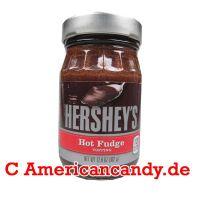 Hershey's Hot Fudge Topping Chocolate 362g