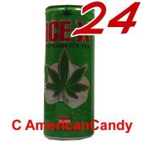 24x Ice-X Cannabis Ice Tea