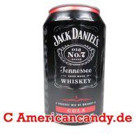 Jack Daniel's Cola  10% Alc.Vol.