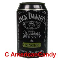 Jack Daniel's Ginger 10% Alc.Vol.