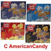 KNÜLLER 4x 300g Jolly Time Microwave Popcorn Mix
