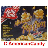 Jolly Time Microwave Popcorn Cheese 100g