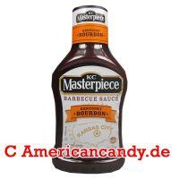 KC Masterpiece BBQ Sauce Kentucky Bourbon 481g