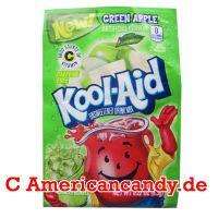 Kool Aid Green Apple