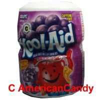 Kool Aid Barrel Grape 538g
