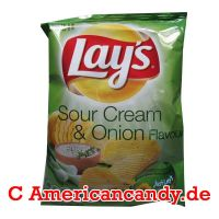 Lay's Sour Cream & Onion Flavour