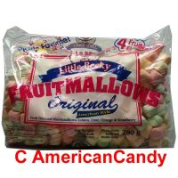 Little Becky Mini Marshmallows Fruit Flavors 280g
