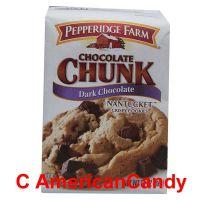 Pepperidge Farm Classic Dark Chocolate Crispy Cookies 204g