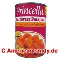 Princella Cut Sweet Potatoes