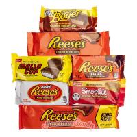 KNÜLLER:  7 verschiedene Sorten Peanut Butter Cups