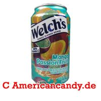 Welch's Mango Passion Fruit