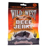 Wild West Beef Jerky Hot'n'Spicy