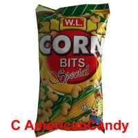 Corn Bits Snacks Chicken Flavor