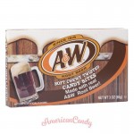A&W Root Beer Soft Chewy Candy Bites