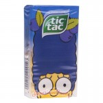 TicTac Blueberry Flavor Marge Simpson Big Pack limited