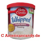 Betty Crocker Whipped Fluffy White Frosting 340g