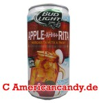 Bud Light Lime APPLE-AHHH-RITA incl.Pfand