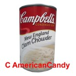 Campbell's Condensed Soup New England Clam Chowder 305g
