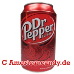 Dr. Pepper UK incl. Pfand