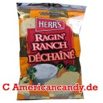 Herr's Ragin' Ranch D�cha�n� Potato Chips