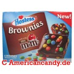 Hostess Brownies M&M's (6 single Brownies) 258g