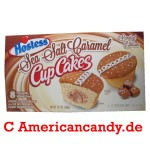 Hostess Sea Salt Caramel Cup Cakes (8 single Cakes) 360g