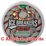 Ice Breakers Mints Candy Cane sugar free