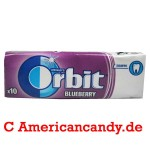 Wrigley's Orbit Blueberry