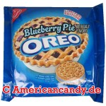 Oreo Blueberry Pie Cream Cheese Limited Edition 303g