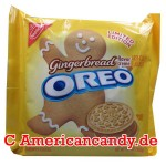 Oreo Gingerbread Sandwich Cookies 432g