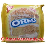 Oreo Toasted Coconut Limited Edition 303g