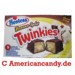 Hostess Banana Split Chocodiles Twinkies (9 single Cakes) 419g