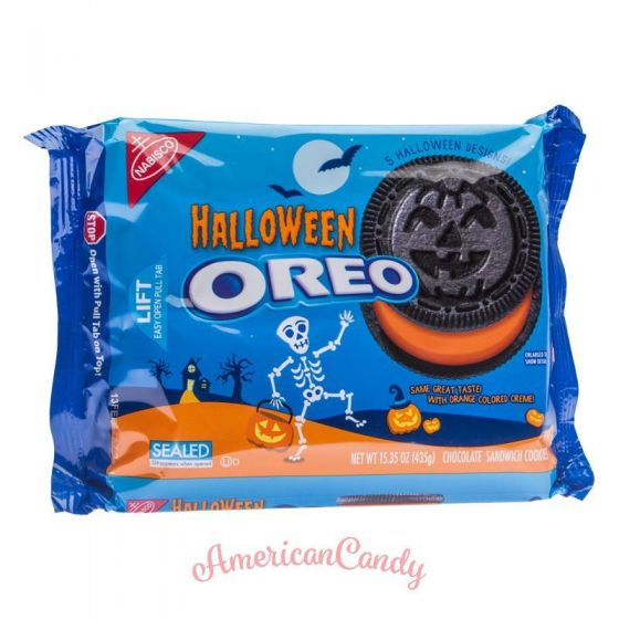 Oreo Halloween Family Size Limited Edition 566g