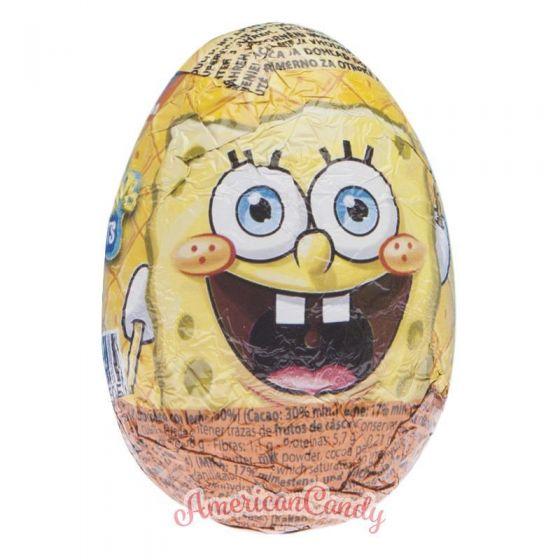 Sponge Bob Squarepants Chocolate Surprise Egg / Ü Ei