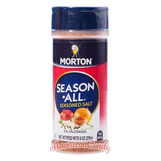 Morton Season All Seasoned Salt 226g