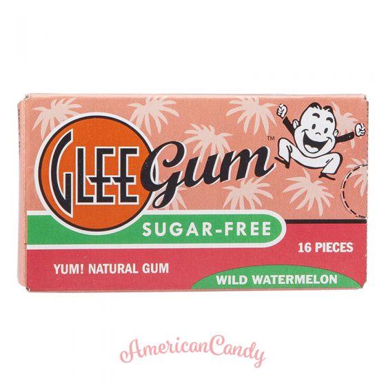Glee Gum Wild Watermelon sugar free