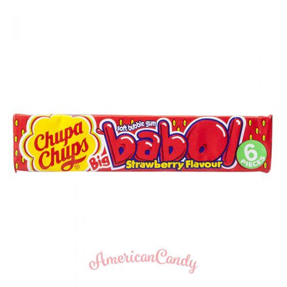 Chupa Chups Babol Strawberry