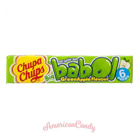 Chupa Chups Babol Green Apple