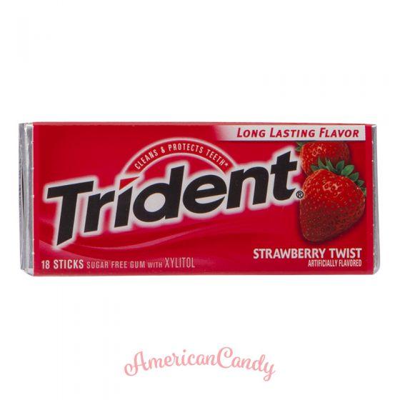 Trident Strawberry Twist 18er