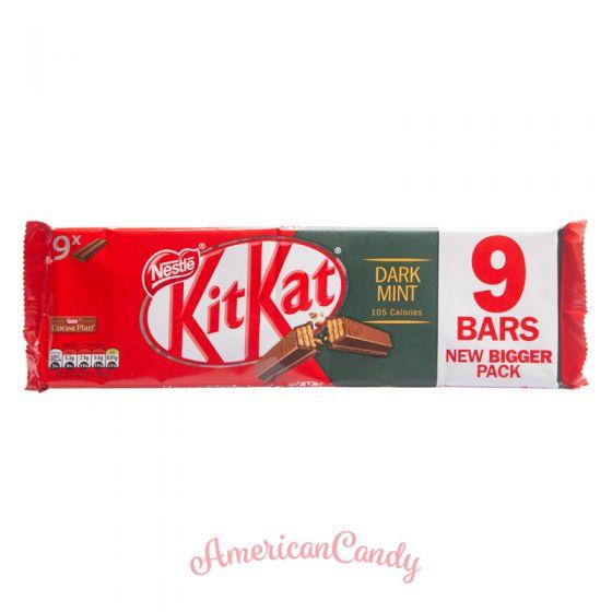 KitKat Dark Mint 9er Pack