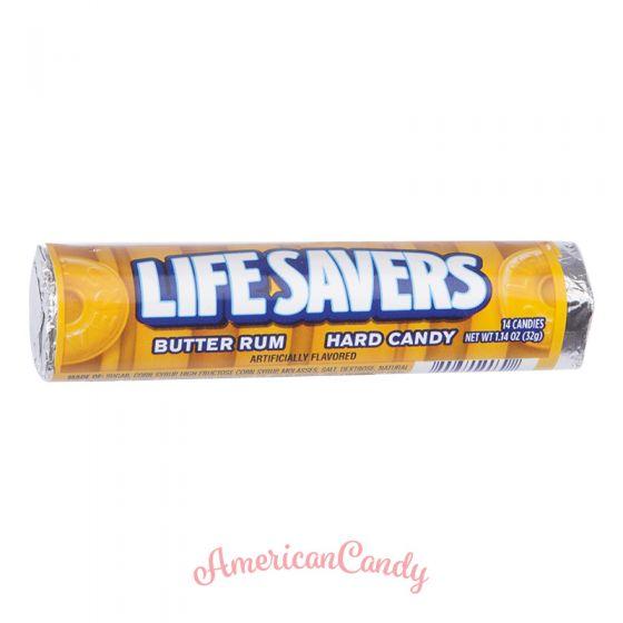 """Lifesavers """"Butter Rum"""""""