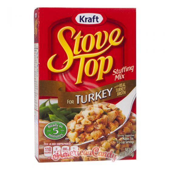 Kraft Stove Top Stuffing Mix for Turkey