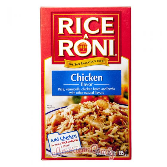 Rice-A-Roni Chicken Flavor