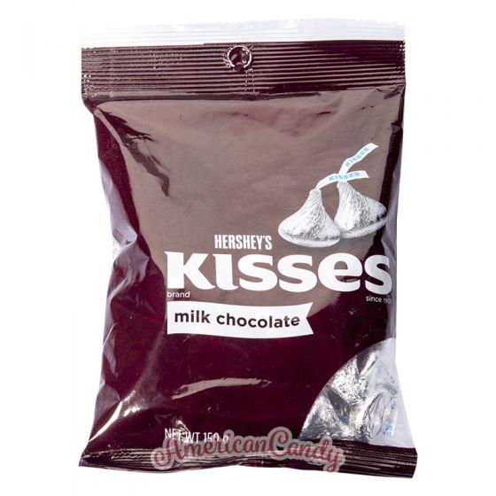 Hershey's Kisses Creamy Milk Chocolate 150g