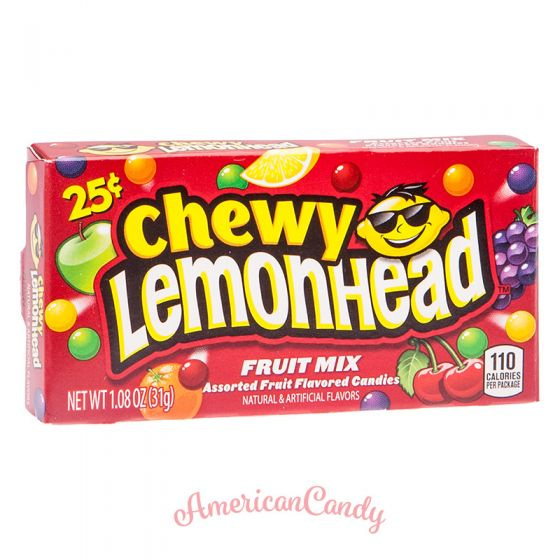 Ferrara Pan Chewy Lemonhead Fruit Mix