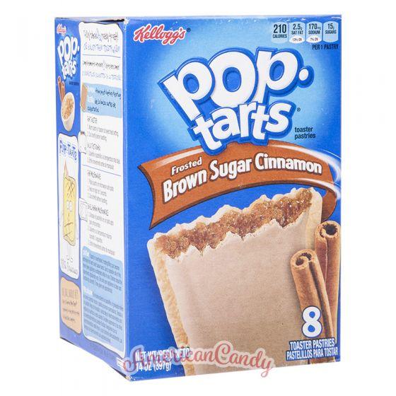 Pop Tarts Frosted Brown Sugar Cinnamon (2 Toast-Taschen)