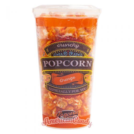 Crunchy Orange Popcorn 125g