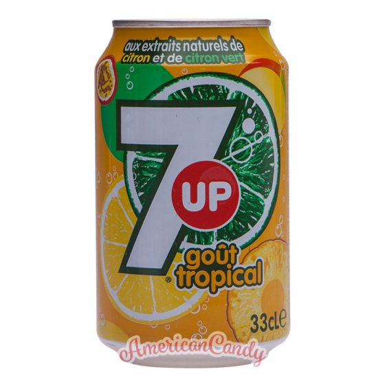 7up Tropical
