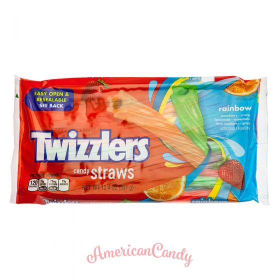 Twizzlers Rainbow Twists 351g