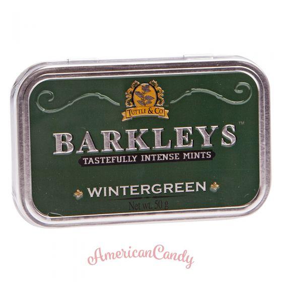 Barkleys Mints Wintergreen